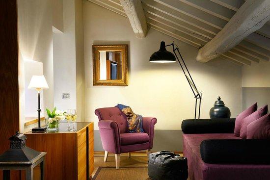 Mario de' Fiori 37: Rooftop suite