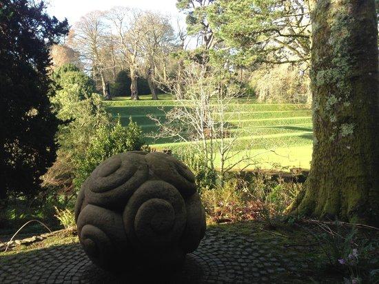 Dartington Hall Hotel:                   Gardens