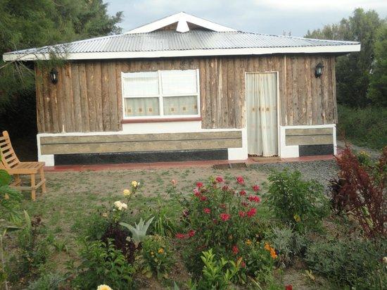 Moof Africa Organic Hostel / Camp