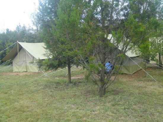 Moof Africa Organic Hostel / Camp: Moof Africa Tented Camps