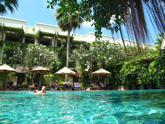 Burasari Resort: Pool