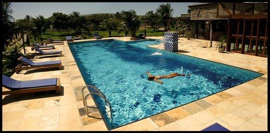 Eco Resort Vento Leste: Piscina.