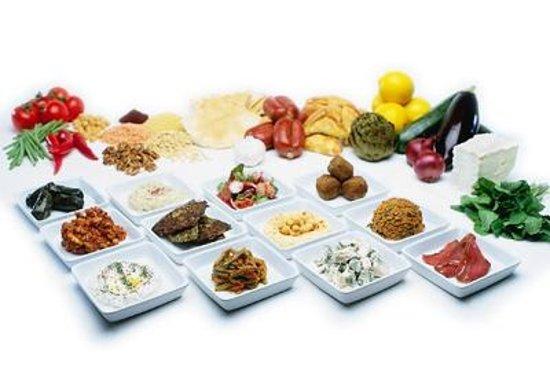 Fattoush: Catering
