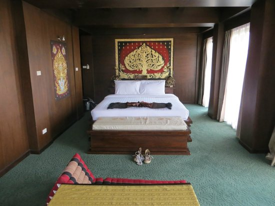 Singha Montra Lanna Boutique Style: spacious room