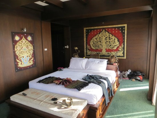 Singha Montra Lanna Boutique Style: room