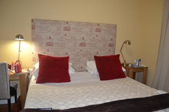 17 on Wellington Suite Hotel: Bedroom in suite nr 4