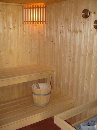 Imperial Hotel: Sauna