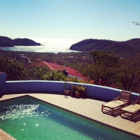 El Jardin Hotel: view