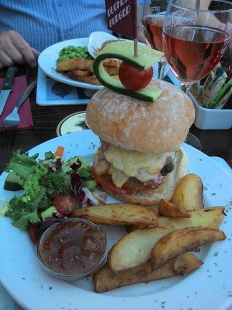 The Duchess Pub:                   The Duchess Burger!