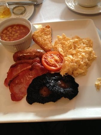 The Stanneylands: English breakfast