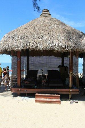 Hard Rock Hotel Penang:                   Cabana