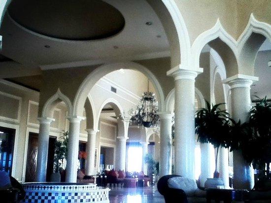 Jaz Mirabel Beach:                   Hotel Lobby