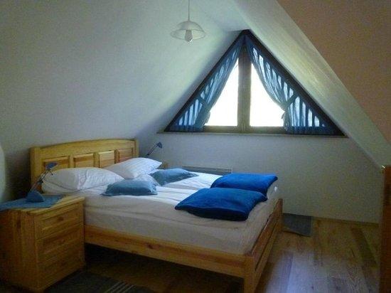 Mozaika Apartments: Apt Lazur bedroom