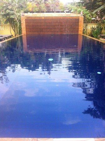 Siddharta Boutique Hotel:                                     Siddharta pool