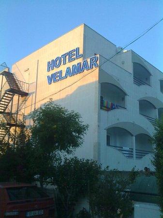Velamar Boutique Hotel:                   velamar hotel