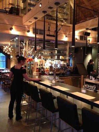 Restaurant Maestro:                   le cellier
