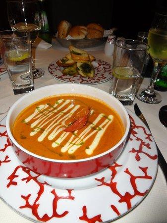 فندق وسبا ستيلا دي ماري بيتش:                   A la carte at the Mediterranean restaurant                 