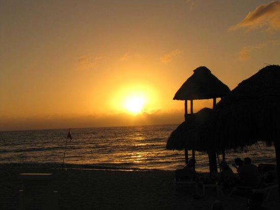 Allegro Cozumel:                                     Sunset