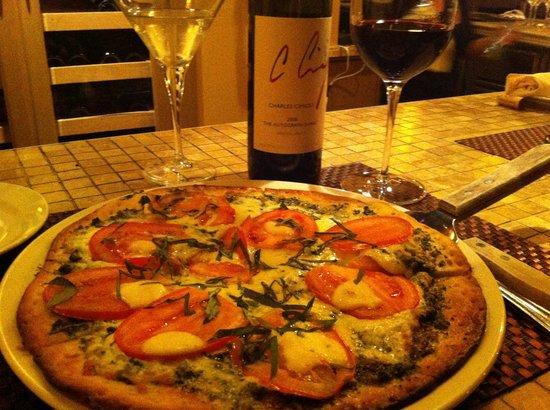 Spero Ristorante:                   Great Pizza's