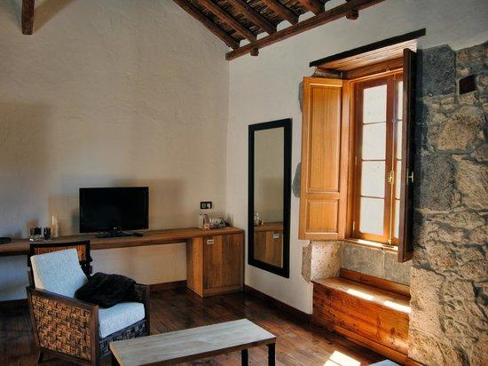 Hotel Rural El Mondalon: Habitación Doble Superior