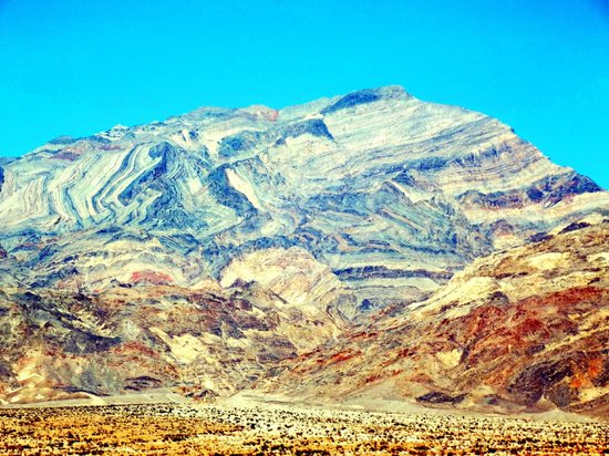 Dante S Peak Picture Of Death Valley National Park