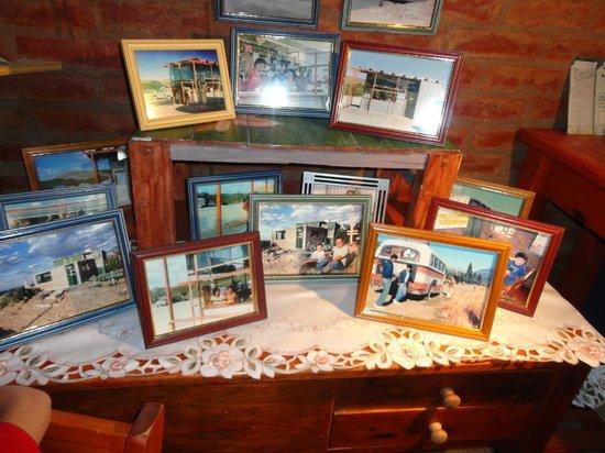 Cabanas El Cristal:                   LA HISTORIA DE LAS CABAÑAS