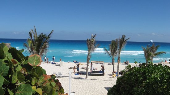 Grand Oasis Cancun:                   Paradise on Earth!