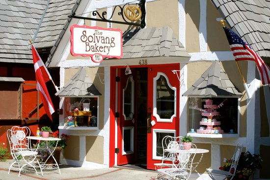 The Solvang Bakery