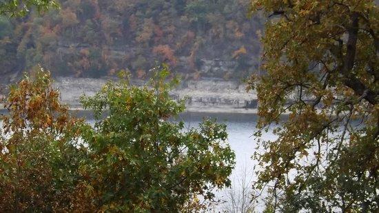 Blue Waters Resort on Bull Shoals Lake
