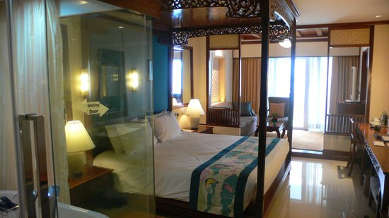 Royal Cliff Beach Hotel :                   Beautiful rooms