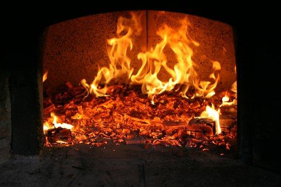 Agriturismo Campolaia:                   The Pizza Oven