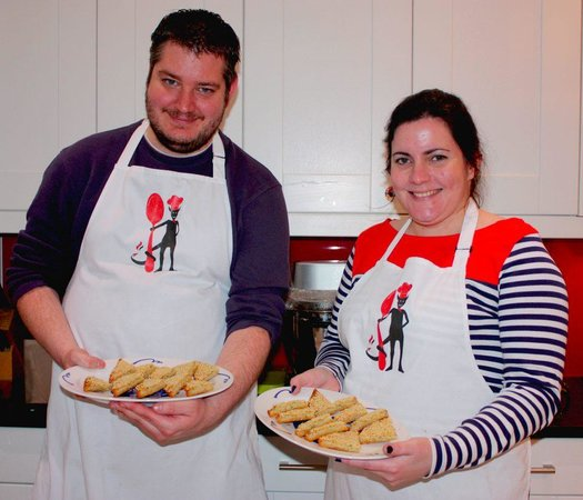 Food Fiend Experience:                                     My fave - sesame prawn toast