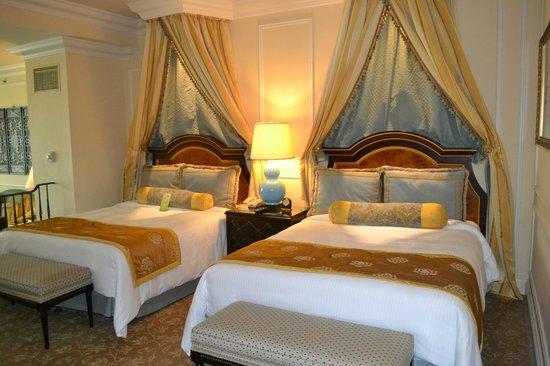 The Venetian Macao Resort Hotel :                   la suite