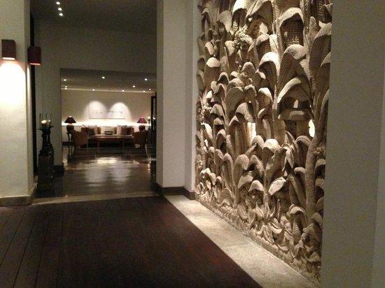 โรงแรมเดอะลีเจียน บาหลี: Lobby