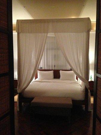 โรงแรมเดอะลีเจียน บาหลี: Bed