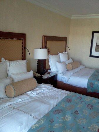 JW Marriott Las Vegas Resort & Spa:                   our room