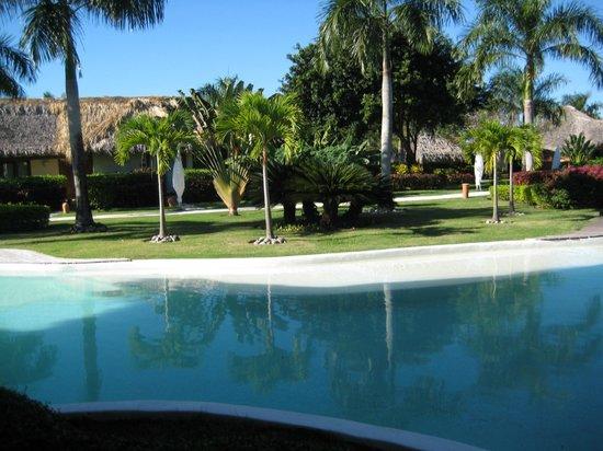 Zoetry Agua Punta Cana:                   Sortie de chambre