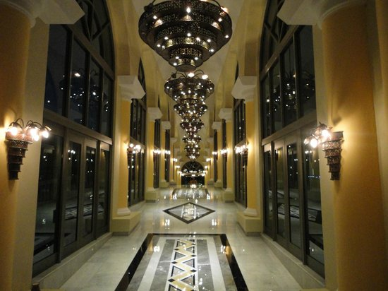 Iberostar Grand Hotel Paraiso:                   Interior del hotel