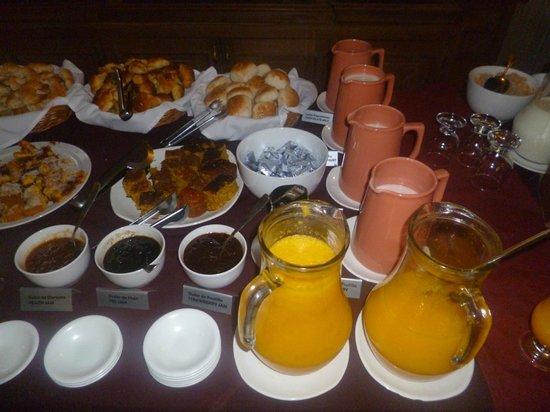Don Antonio Posada: Desayuno 1