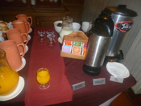 Don Antonio Posada: Desayuno 2