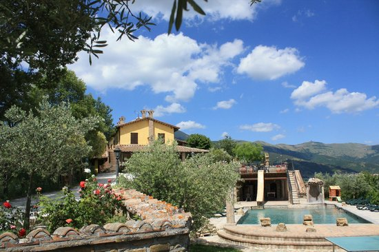 Villa Dama Gubbio Prezzi