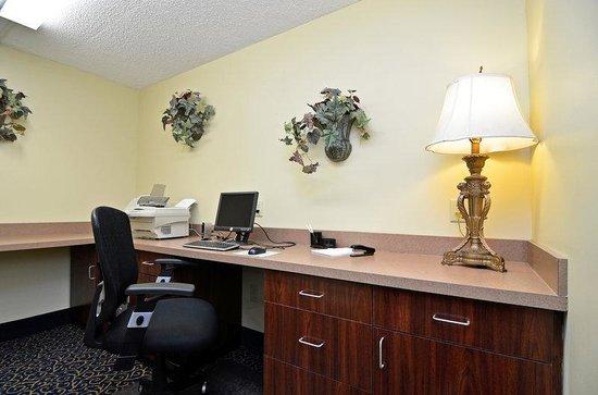 BEST WESTERN Yadkin Valley Inn & Suites: Business Center
