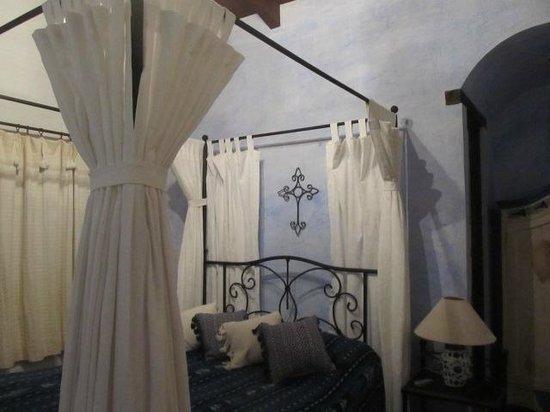 Casa Madeleine:                   The Blue Room