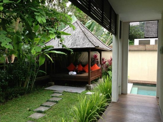 The Samaya Bali Ubud: lounging area