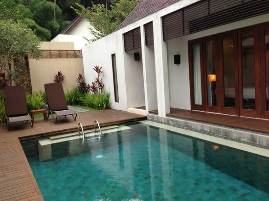 The Samaya Bali Ubud: privat pool
