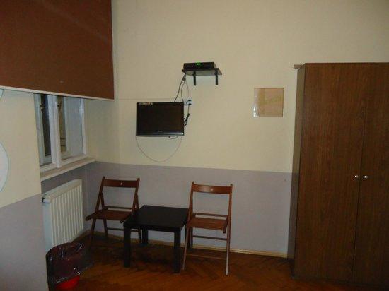 Hostel Rynek 7:                   My room
