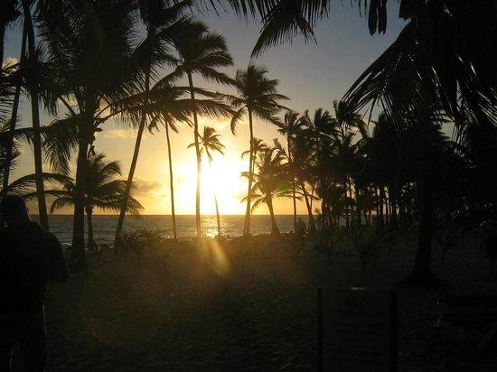 ClubHotel Riu Bambu:                   Sunrise