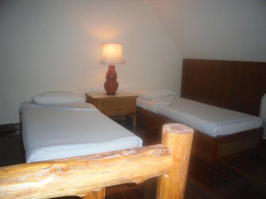 Regent Chalet Regent Beach Cha-Am: La chambre de l'etage