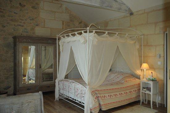 Sallebruneau, France: Loft