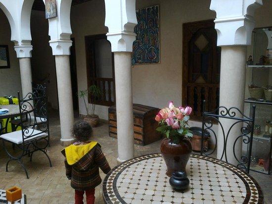 Mimi in riad el-wachma